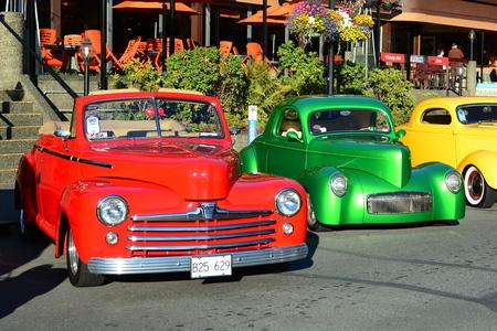 victoria bc: Cool classic cars in Victoria BC