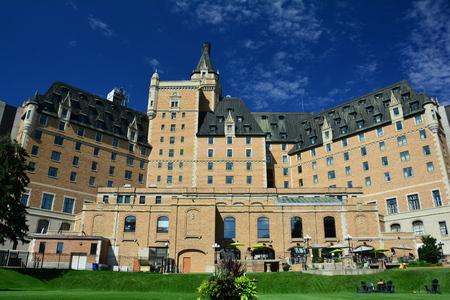 Bessborough Hotel in Saskatoon Saskatchewan.