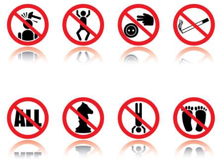 Symbols - jokes. Vector illustration. Stock Vector - 2515439