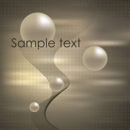 brand name: Abstract elegance background. illustration. Gradient mesh include.