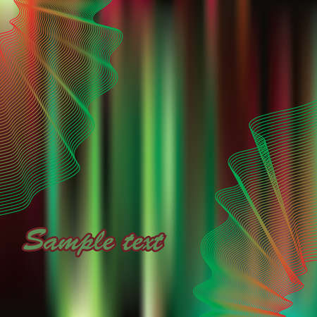 include: Abstract elegance background. illustration. Gradient mesh include.