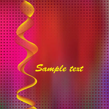 oscillate: Abstract elegance background. Vector illustration. Gradient mesh include.