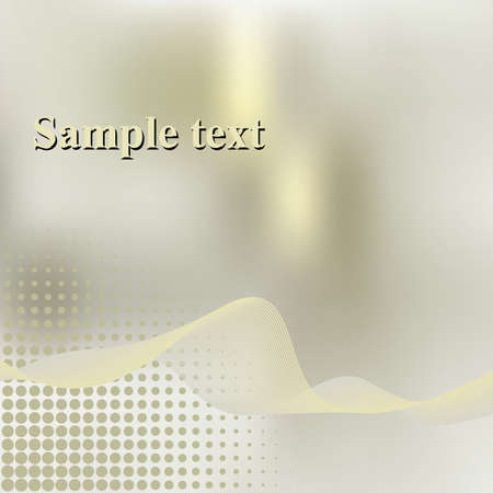 include: Abstract elegance background. Vector illustration. Gradient mesh include.