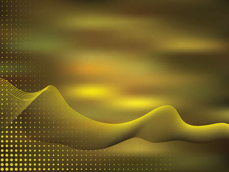 Abstract elegance background with dots. Vector illustration. Gradient mesh include. Stock Vector - 5803963
