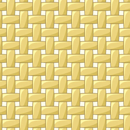 Abstract seamless weaving pattern. Background for your design. Vector illustration. Illustration