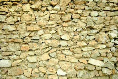 dry stone: Abstract background of stone wall. Close-up. Outdoor photography.