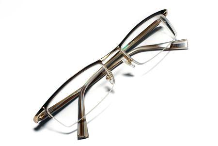 Glasses on white background. Stock Photo - 3729807