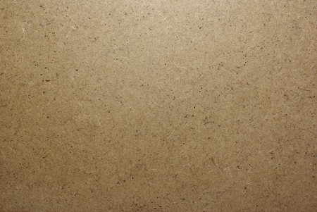 Brown fiber board as background or backdrop for your design. photo