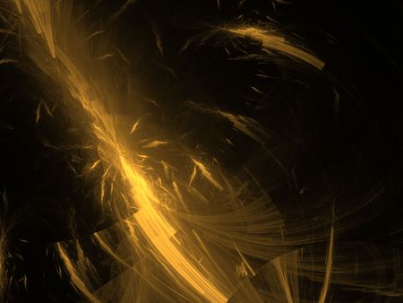 maelstrom: Abstract fractal burnng flame digitally generated. Grunge background or wallpaper.