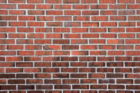 Wall in Norway made of bricks. Good as textured background or backdrop. Stock Photo - 6902296
