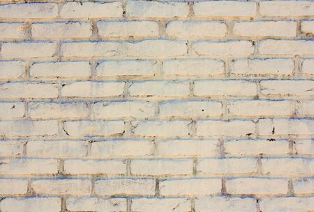Old and dirty brick wall closeup as background Stock Photo - 8802128