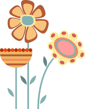 花、花のベクトル