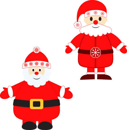 Santa Claus Vectors