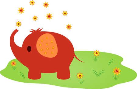 Elephant Vector 版權商用圖片 - 40402683