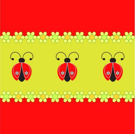 Lieveheersbeestje Vectoren insecten