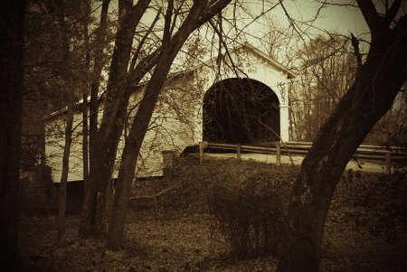 covered bridge': Covered Bridge