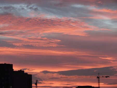 horison: evening
