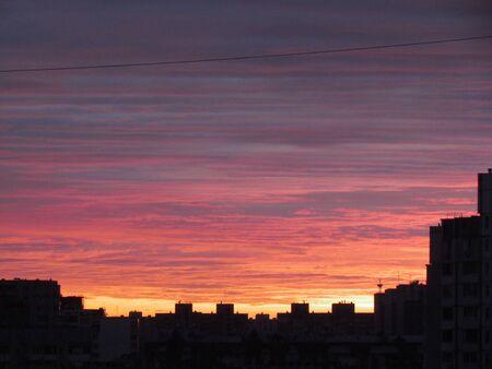 horison: sunrise