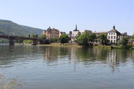 mosel: Bernkastel-Kues Germany