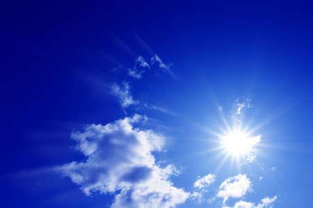 The solar sky Stock Photo - 5702816