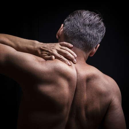 Neck pain photo