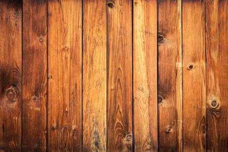 yellow-brown old wooden background Stock Photo