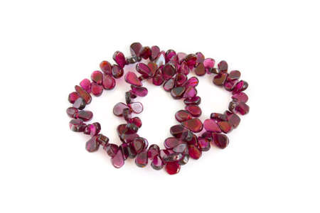 chaplet: The fine garnet chaplet from Ural