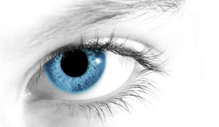 blue eye Stock Photo - 1876325