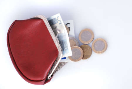 debet: old wallet and old changes