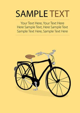 pedaling: bike background,vector bicycle
