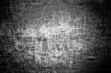 Black and white grunge with scratch  Standard-Bild
