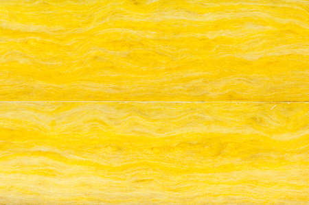 cross section ofmineral wool photo