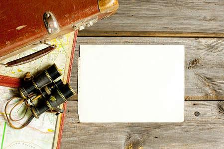 航海の手配と空白のチェックリスト