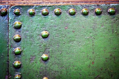 placas industriais abstratos granula��o de metal com rebites