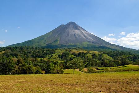 dormant: Dormant volcano Stock Photo