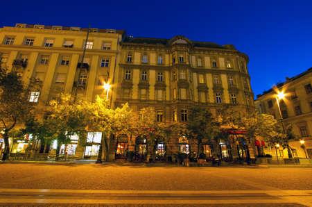 urbanscape: European City at Night