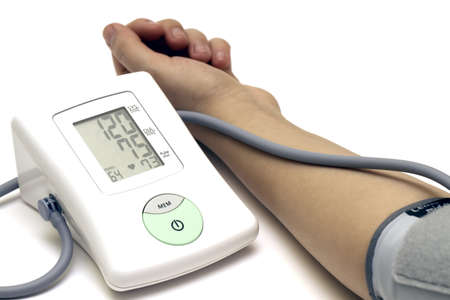 diastolic: Checking Blood Pressure