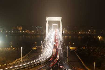 Elizabeth Bridge Budapest Hungary photo