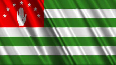 abkhazia: Abkhazia Flag