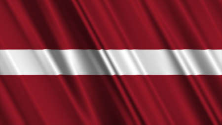 latvia flag: Latvia Flag