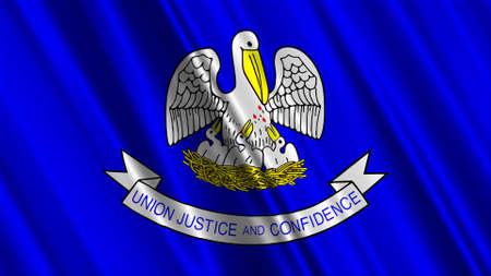 louisiana flag: Louisiana Flag