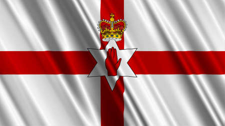 ulster: Ulster Banner Northern Ireland Flag