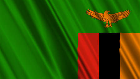 zambia: Zambia Flag