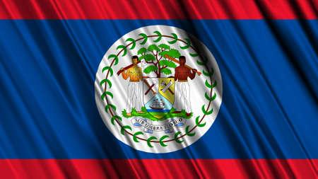 belize: Belize Flag