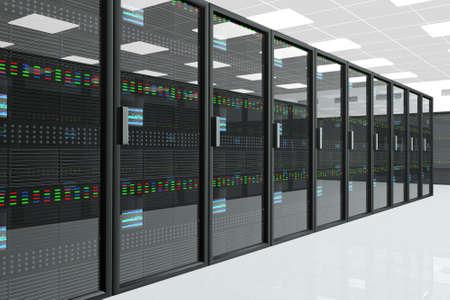 centro de computo: CPU del servidor de habitaciones Unidad