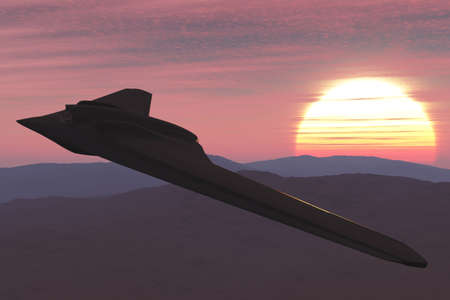 the sentinel: FQ 170 Sentinel Type Drone 3D artwork