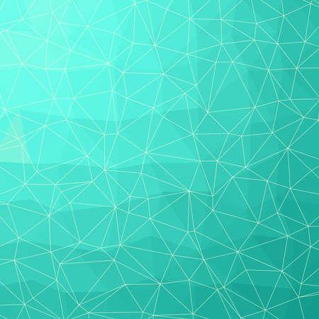 poligonos: Geométrico inconformista fondo retro con lugar para el texto. Los colores de fondo retro, fondo del vector.