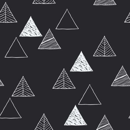 Vector abstract Hand drawn background for design and decoration textile, covers, package, wrapping paper
