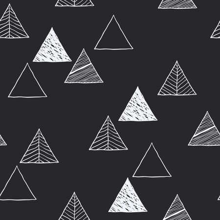 Vector abstract Hand getekende achtergrond voor het ontwerp en decoratie textiel, covers, pakket, inpakpapier Stockfoto