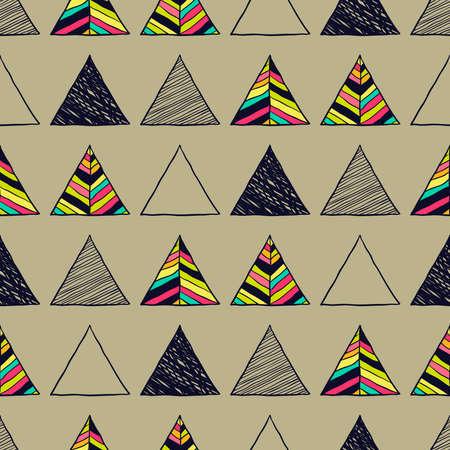 Vector abstract Hand getekende achtergrond voor het ontwerp en decoratie textiel, covers, pakket, inpakpapier.